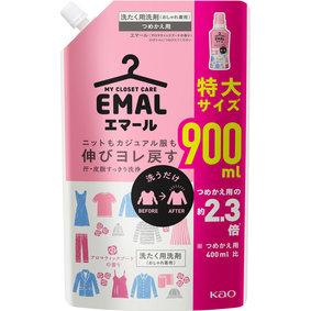 エマール アロマティックブーケの香り つめかえ用 900mL