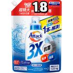 アタック3X つめかえ用 1.22kg