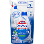 トイレマジックリン 消臭・洗浄スプレー ミントの香り つめかえ用 350mL