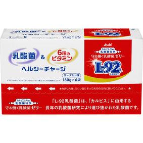 ※「守る働く乳酸菌」ゼリー 180g×6袋