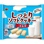 しっとりソフトクッキーミルク 188g