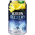 キリンチューハイ ビターズ 皮ごと搾りレモン 350mL