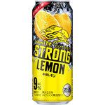 キリン・ザ・ストロング ハードレモン 500mL