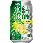 キリン 氷結ストロング サワーレモン 350mL