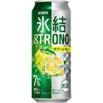 キリン 氷結ストロング サワーレモン 500mL