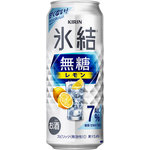 キリン 氷結 無糖レモン Alc.7% 500mL