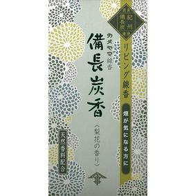 花げしき 備長炭香 梨花の香り 約90g