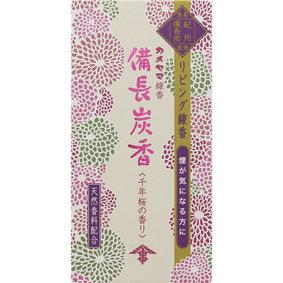 花げしき 備長炭香 千年桜の香り 90g