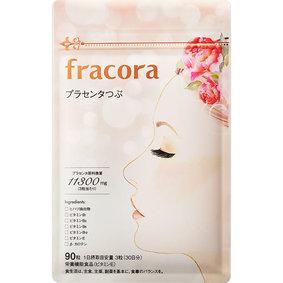 ※fracora プラセンタつぶ 42.3g(470mg×90粒)