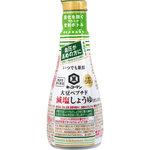 キッコーマン いつでも新鮮 大豆ペプチド減塩しょうゆ(だし入り) 200mL