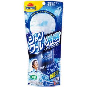 熱中対策 シャツクール 冷感ストロング 100mL