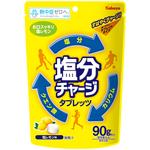 塩分チャージタブレッツ 塩レモン味 90g