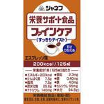 ジャネフ 栄養サポート食品 ファインケア すっきりテイスト エスプレッソ味 125mL