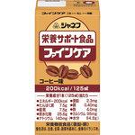 ジャネフ 栄養サポート食品 ファインケア コーヒー味 125mL