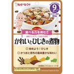 キユーピー ベビーフード ハッピーレシピ かれいとひじきの煮物 80g