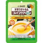ジャネフ 栄養サポート食品 ファインケア スープ かぼちゃのポタージュ 100g