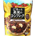 ごろっと果実のコーンフレーク 芳醇チョコ仕立て 200g