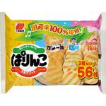 ぱりんこ3種アソート 56枚