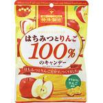 はちみつとりんご100%のキャンデー 53g