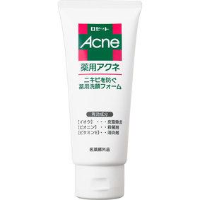 ロゼット薬用アクネ洗顔フォーム 130g