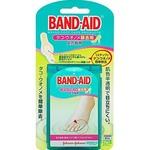 バンドエイド タコ・ウオノメ除去用 ワンステップ 足の指用 肌色半透明 6枚