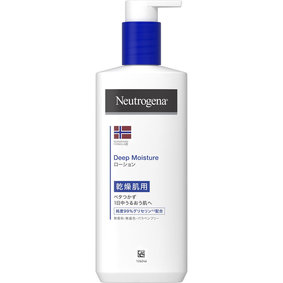 ニュートロジーナ ノルウェー フォーミュラ ディープモイスチャー ボディミルク 乾燥肌用・無香料 250mL