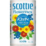 スコッティ フラワーパック(シングル) 12ロール