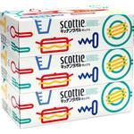 スコッティ キッチンタオル ボックス 150枚(75組)×3箱