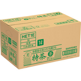 サントリー緑茶 伊右衛門 特茶 1L×12本