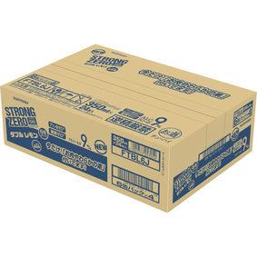 −196℃ストロングゼロ <ダブルレモン> 景品付 350mL×24缶