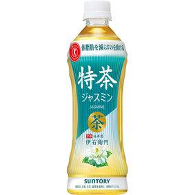 サントリー 特茶 ジャスミン 500mL