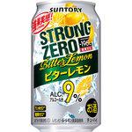 −196℃ストロングゼロ <ビターレモン> 350mL