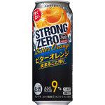 −196℃ストロングゼロ<ビターオレンジ> 500mL