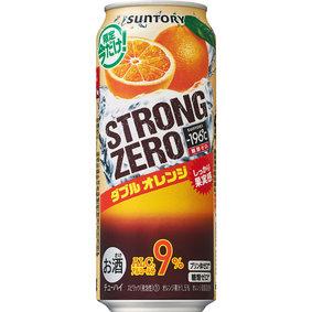 −196℃ ストロングゼロ<ダブルオレンジ> 500mL