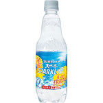 ※サントリー 天然水スパークリング レモン 500mL