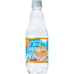 ※サントリー 天然水スパークリング オレンジ 500mL