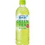 ※サントリー天然水 GREEN TEA 600mL