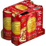 金麦 <ゴールド・ラガー> 500mL×6缶