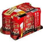 金麦<ザ・ラガー> 350mL×6缶
