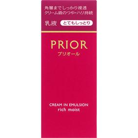 プリオール クリームイン乳液(とてもしっとり) 120mL