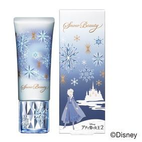 [数量限定]スノービューティー ホワイトニング トーンアップエッセンス ディズニー映画『アナと雪の女王2』限定デザイン 40mL