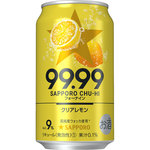 サッポロチューハイ99.99 クリアレモン 350mL