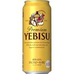 ヱビスビール 500mL