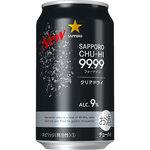 サッポロチューハイ99.99 〈クリアドライ〉 350mL