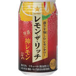 サッポロ レモン・ザ・リッチ 神レモン 350mL