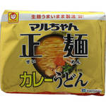 マルちゃん正麺 カレーうどん 475g(95g(めん80g)×5袋)