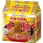 マルちゃん正麺 ソース焼そば 110g×5食
