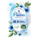 Puana(ピュアナ)ウエットティシュー 純水99% 本体 62枚