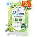 Puana(ピュアナ)ウエットティシュー除菌ノンアルコールタイプ つめかえ用 47枚×3個