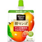 ※ミニッツメイド 朝マンゴ 180g